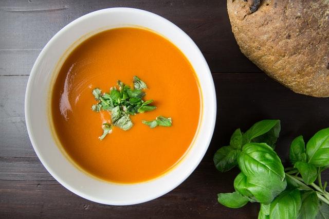 簡単おいしいかぼちゃスープ オーストラリアバージョン
