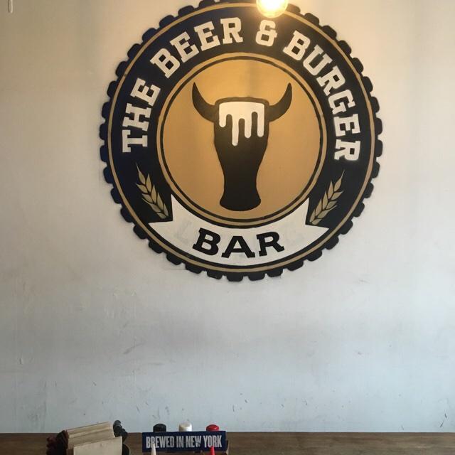 【メルボルンのおいしいハンバーガー屋さん】The Beer and Burger Barに行ってきた!